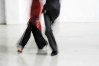 Tango-dancers
