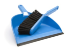 Dust pan for cleaning